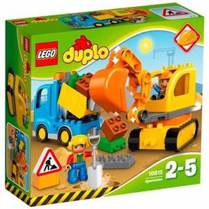Duplo - Bagger & Lastwagen - 10812
