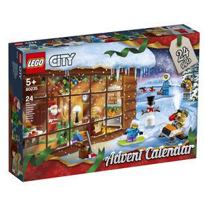 60235 - LEGO® City - LEGO® City Adventskalender